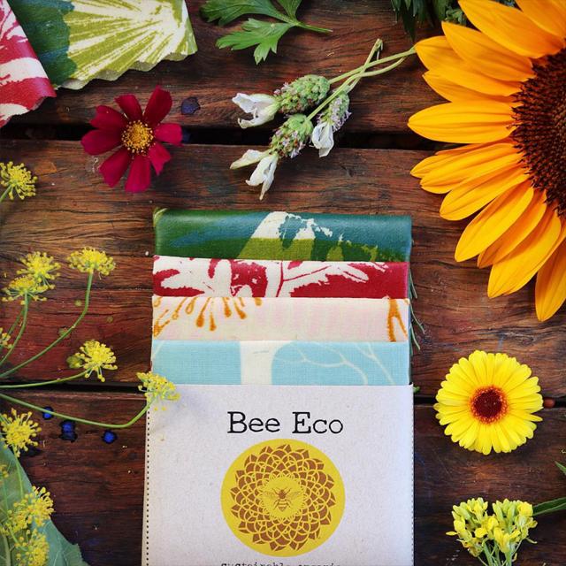 【話題のエコラップ】Bee Eco Wrap(ビー・エコ・ラップ)について
