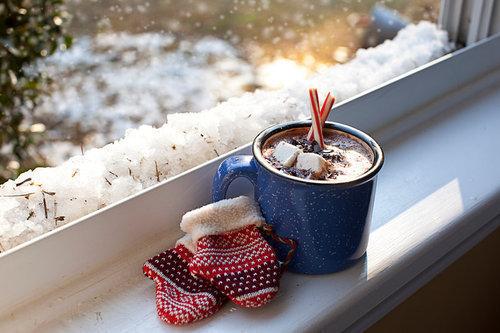 寒い時期にはホットデザート!冬ならではのあったかスイーツレシピ