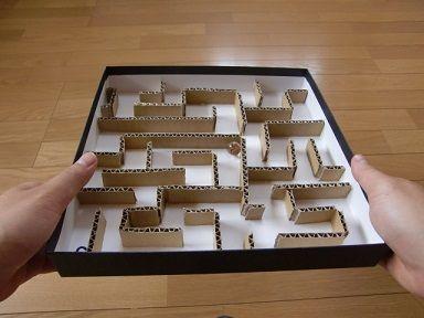 小学生の自由研究の定番! 手作り「迷路」の作り方いろいろ