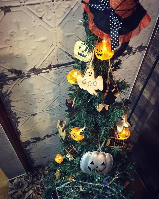SNSでも話題♪ 今年のハロウィンは「ハロウィンツリー」で決まり!