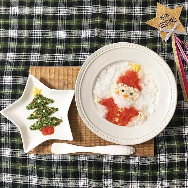 離乳食初期から完了期まで!赤ちゃんと楽しむクリスマスの離乳食レシピ
