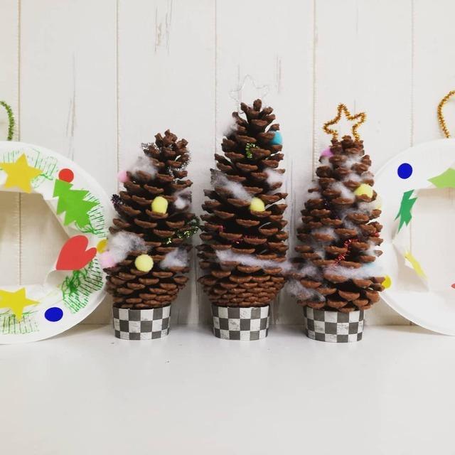 クリスマス小物の簡単工作♪子どもと一緒にクリスマスをもっと楽しむ!
