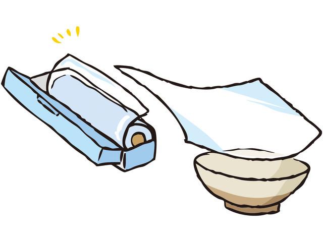 食品ラップ安全に使えていますか?ラップの原材料別に使い分けよう!