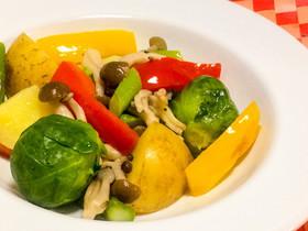 レンジで手軽に♪レンジで作る温野菜や野菜炒めで野菜たっぷりメニュー