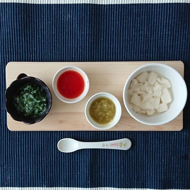 離乳食の定番!「豆腐」の離乳食の下ごしらえや保存方法をおさらい♪