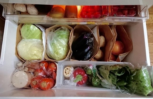 ポリラップは野菜保存に最適! 野菜の冷蔵保存のコツ
