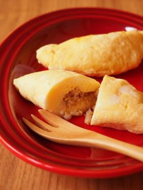 レンジで簡単に卵料理をもう一品! レンジで作れる「オムレツ」レシピ
