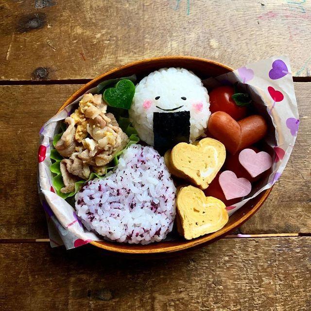 お弁当をもっと可愛く♡ 型いらずで作れる「ハート」型レシピ