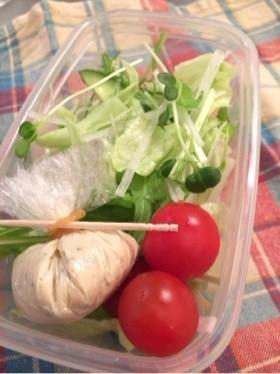 お弁当のマヨソースドレッシング入れ by 笑ツ子  [クックパッド] 簡単おいしいみんなのレシピが241万品