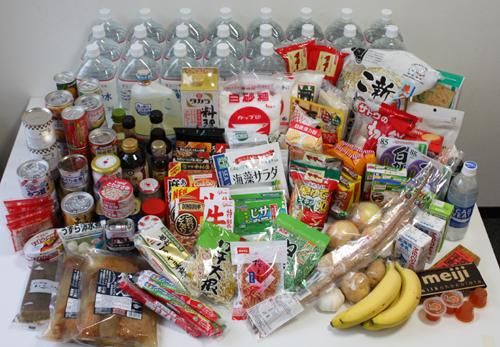 災害の備えしていますか?食料備蓄に揃えたい基本の保存食