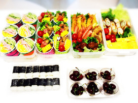 運動会 お弁当 紙コップ カップ素麺 by サヨちんクック [クックパッド] 簡単おいしいみんなのレシピが247万品