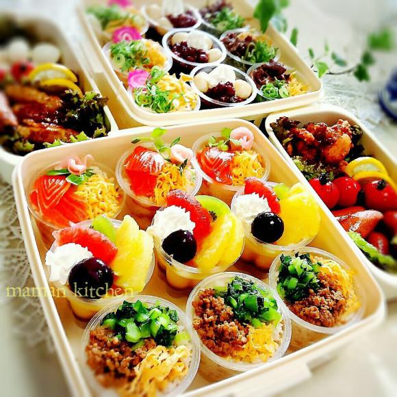 レシピあり!2015運動会お弁当♪ | ことそうママさんのお料理 ペコリ by Ameba - 手作り料理写真と簡単レシピでつながるコミュニティ -