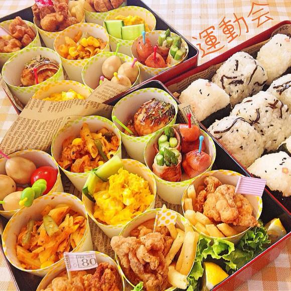 運動会のお弁当。 | ブレンダさんのお料理 ペコリ by Ameba - 手作り料理写真と簡単レシピでつながるコミュニティ -