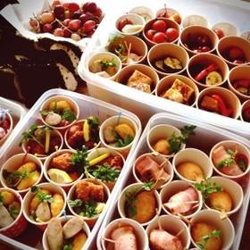 紙コップでお弁当 運動会など by アキコフスキー [クックパッド] 簡単おいしいみんなのレシピが247万品