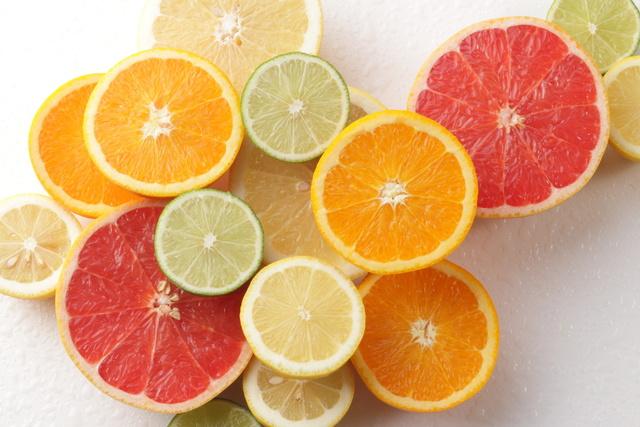 オレンジやほかの柑橘類