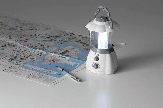 防災の必需品LEDランタン!ふだんから使えるおしゃれな灯り