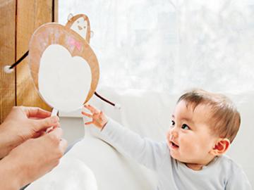 おすわりが出来るようになっても、手作りおもちゃが良いですね。大好きな赤ちゃんの為におもちゃを作ってみませんか💖