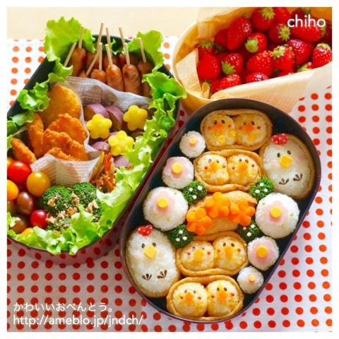 みんなで囲むお弁当のつめ方いろいろ♪食べるのが楽しみ♪見栄えのいい詰め方をのぞいてみましょう!