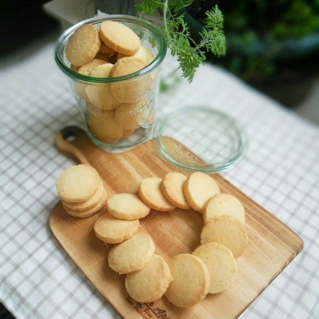 【ラップの芯の意外な活用法】ラップの芯がお菓子作りに使える!