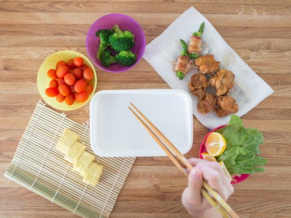 暑~い季節、食中毒は大丈夫?傷みにくいお弁当作りのコツ