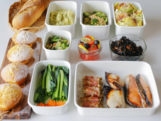 レンチンで簡単!野菜たっぷりがうれしい「常備菜」の人気レシピ