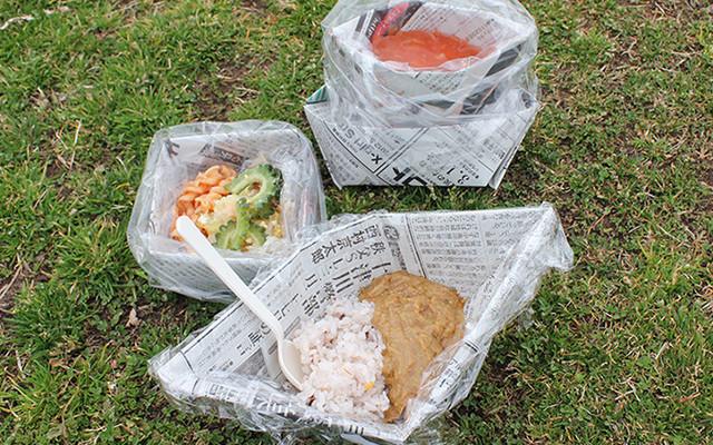 避難生活のために覚えておきたい!紙やペットボトルの手作り食器