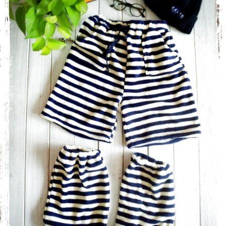 サイズアウトのこども服や思い出の詰まったベビー服を大変身させましょう!リメイクいろいろご紹介します♡