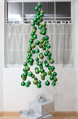 クリスマスツリーを作っちゃおう☆今年はこんな手作りツリーでお部屋を飾ってはいかがですか?