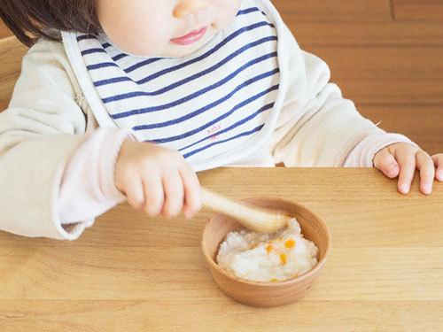 きのこはいつから食べられる?旬のきのこを使った離乳食レシピ