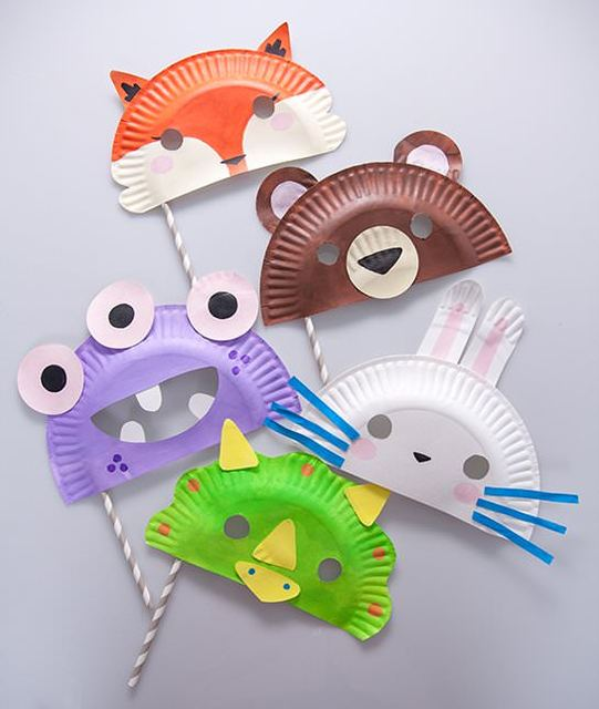 20 Easy and Adorable Paper Plate Crafts - Page 17 of 20