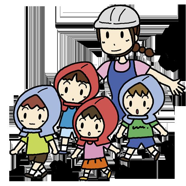 ちょっとした工夫で子どもの命が守れる!幼い子どもの防災教育