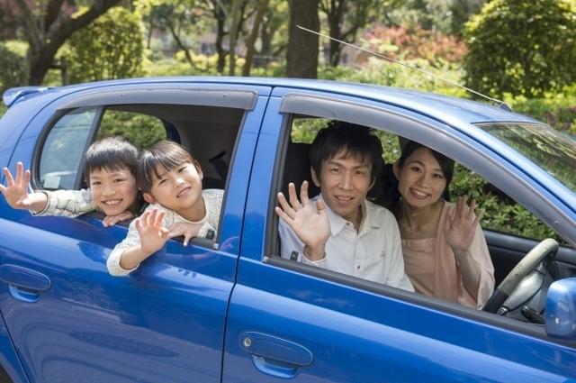渋滞中でもへっちゃら!ドライブ中に親子で遊べるアイデアいろいろ