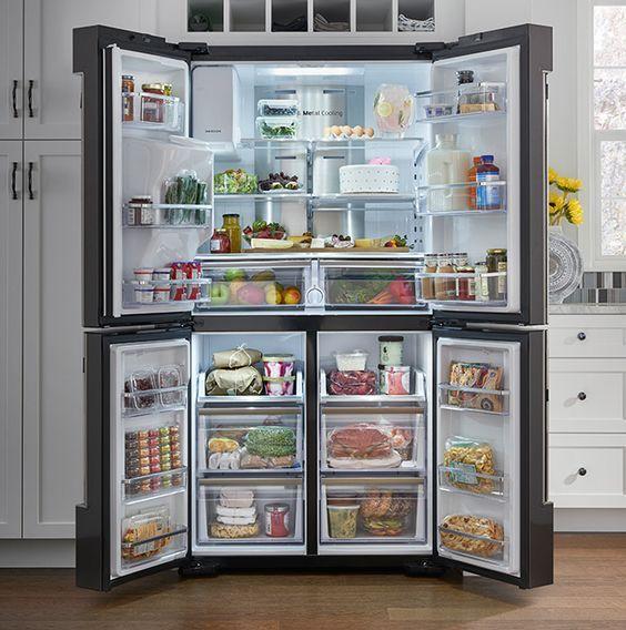冷蔵庫の整理整頓術♡スッキリと収納して詰め込みすぎを防ごう!