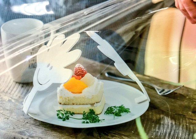 食べ物がラップにくっついて困ったら?こうすればケーキも上手に保存できる!