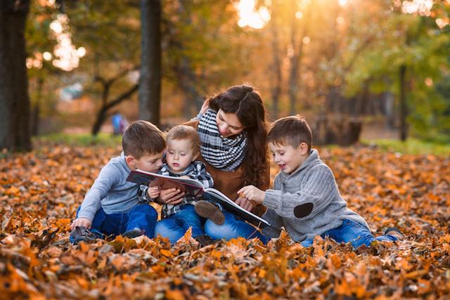 読書の秋は絵本で親子の絆を深めよう!親子で秋を楽しめる本10選