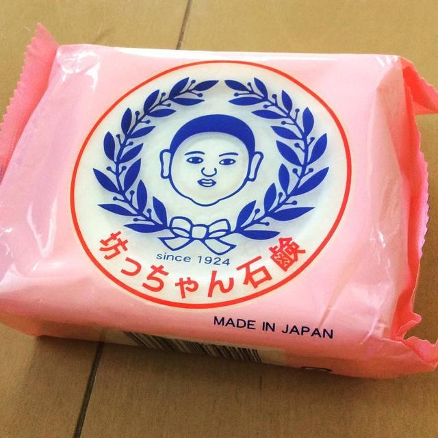 宮城生まれの~坊ちゃん石鹸~添加物・香料を使用していない無添加の優しい固形石鹸です