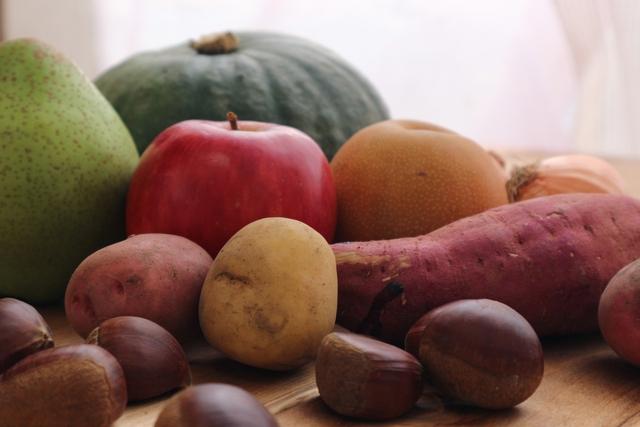 【味覚の秋】秋野菜を使って簡単調理!電子レンジのレシピを紹介♪