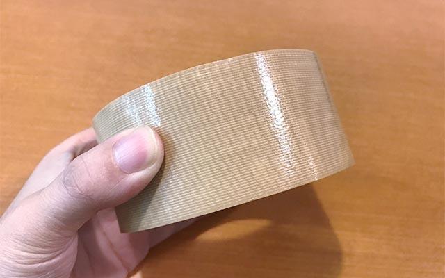 災害時にガムテープが役立つ! ガムテープを防災グッズに加えたい理由と活用法
