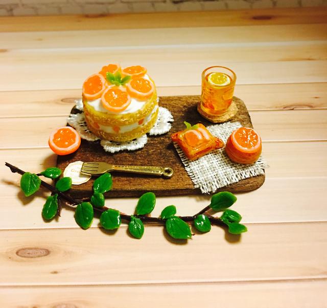 オレンジのスイーツ大好き♥食べたい!作ってみたい!オレンジのスイーツいろいろ