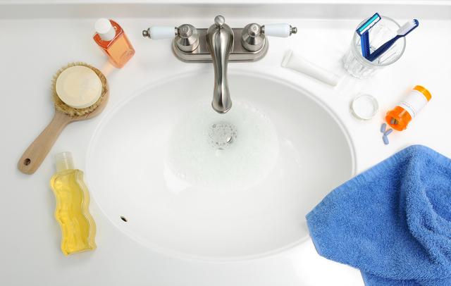 洗面台をすっきり片付けるアイディア!使い勝手の良い収納方法できれいに片付く
