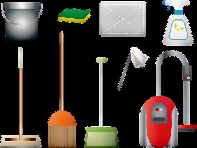 大掃除のキレイをずっとキープ!100均で常備する【ちょこっと掃除】のすすめ♪