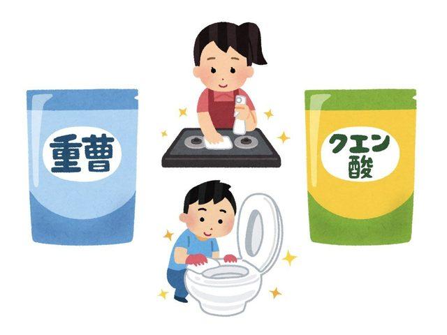 掃除洗剤を減らしたい!人気の万能洗剤5選