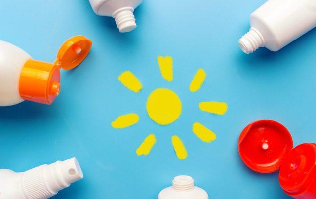 「紫外線吸収剤」が無配合の日焼け止め☆敏感肌の人や子供にも安心でおすめです