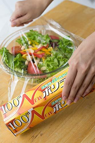 お掃除に食品用ラップが活躍します。使用済みでも捨てるのはもったいない!