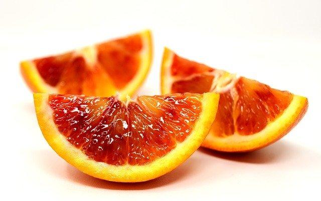 ブラッドオレンジって知ってる?ブラッドオレンジジュースを飲んでみよう♪