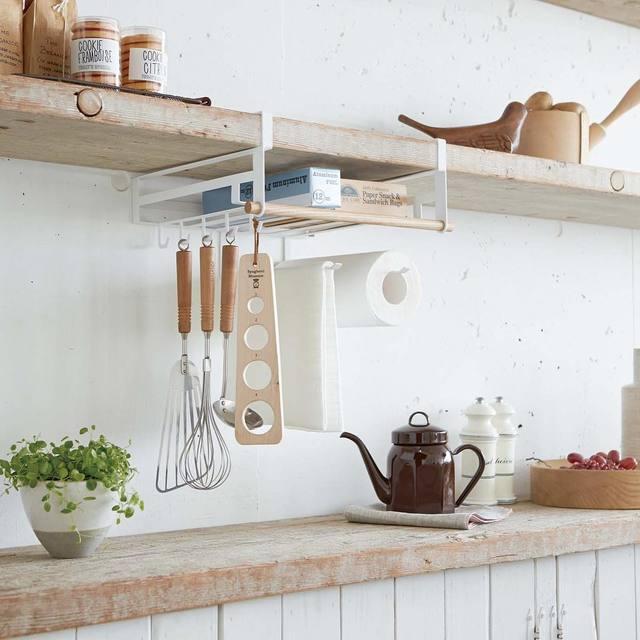 食品ラップの使いやすい収納はどれ?収納場所や収納アイテムをご紹介!