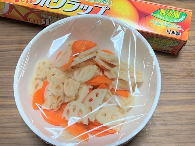 野菜はレンジで下ごしらえや茹でることもできる♪ 野菜調理の時短テク