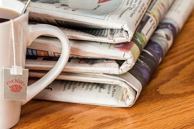 身近なものが災害時にも役立つ!新聞紙で作る防災グッズ