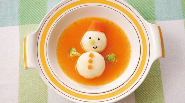 赤ちゃんの離乳食☆クリスマスメニューで赤ちゃんと一緒に楽しめるクリスマス