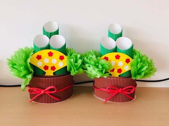 お正月の縁起物を簡単に可愛く手作り♥家族みんなで楽しく作ってみましょう!